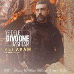 دانلود موزیک علی اکام به نام یه دلِ دیوونه داشتم