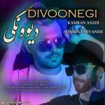 دانلود موزیک کامران اسدی به نام دیوونگی