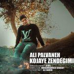 دانلود موزیک علی پالوانه به نام کجای زندگیمی