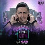 دانلود موزیک دی جی کوروش به نام Levelup 02