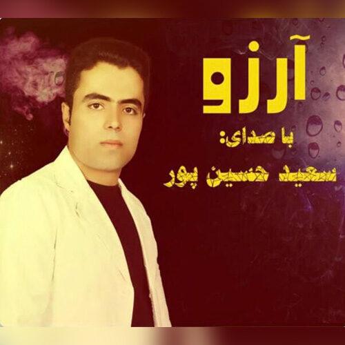 دانلود موزیک جدید سعید حسین پور آرزو