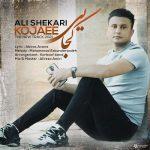 دانلود موزیک علی شکاری به نام کجایی