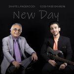 دانلود موزیک گشتاسب بحرینی و شمس لنگرودی به نام روزی نو
