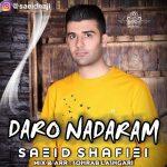 دانلود موزیک سعید شفیعی به نام دار و ندارم