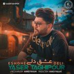 دانلود موزیک یاسر تقی پور به نام عشق دلی
