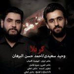 دانلود موزیک وحید سعیدی و احمد حسن البرهان به نام کربلا