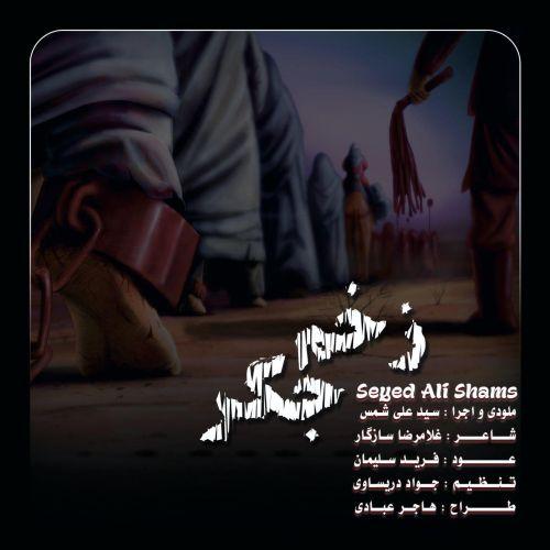 دانلود موزیک جدید سید علی شمس زخم جگر